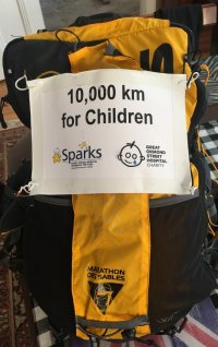 10,000 km for Children - South Coast Challenge